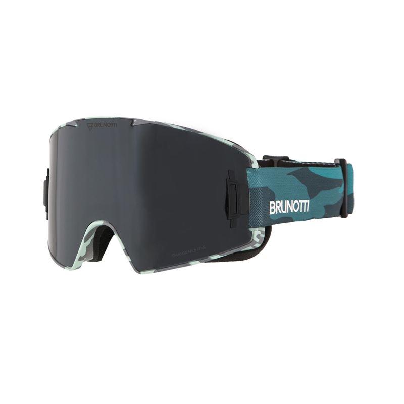 Brunotti Magneto  (grau) - herren ski / snowboard brillen - Brunotti online shop