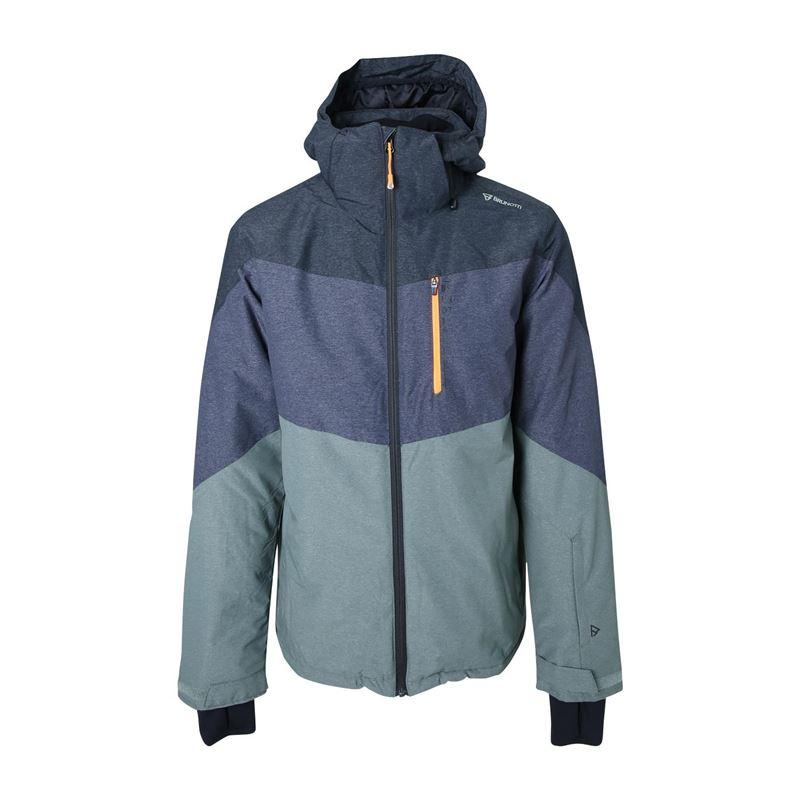 Brunotti Nitrogen  (green) - men jackets - Brunotti online shop