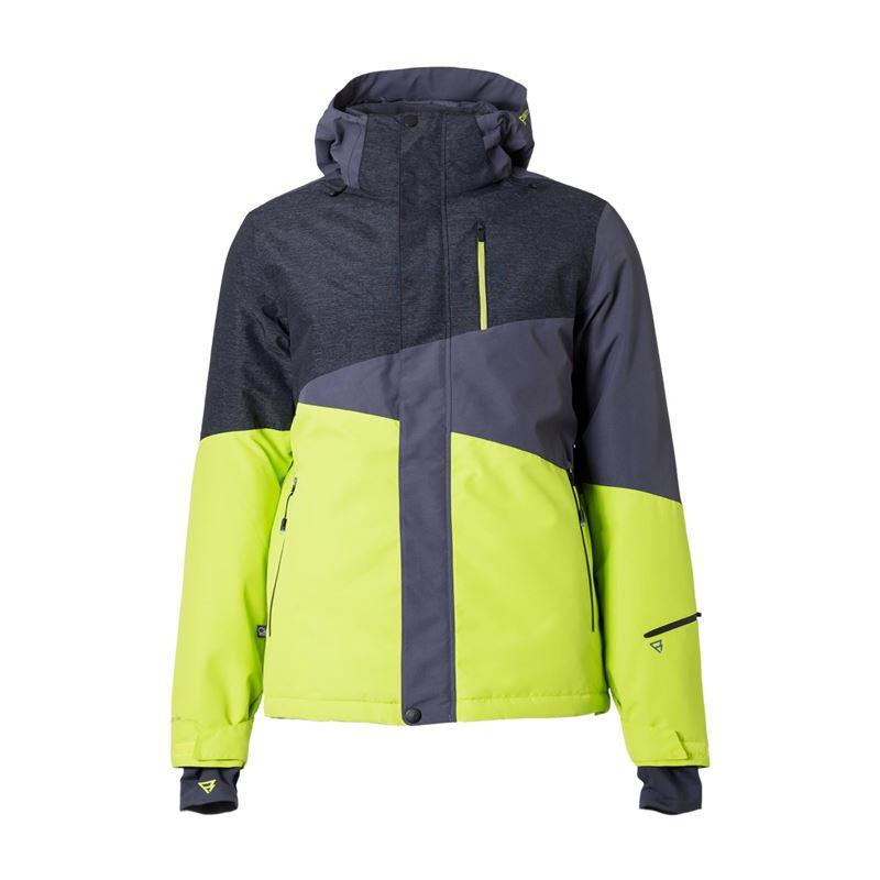 Brunotti Idaho  (yellow) - men snow jackets - Brunotti online shop