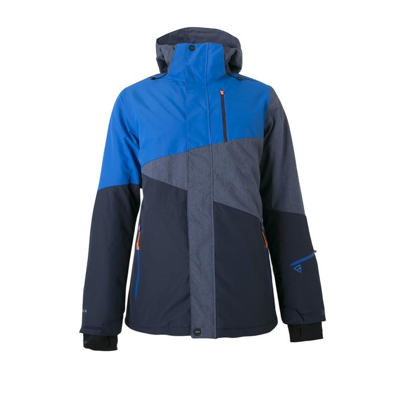 Brunotti Idaho  (blue) - men jackets - Brunotti online shop