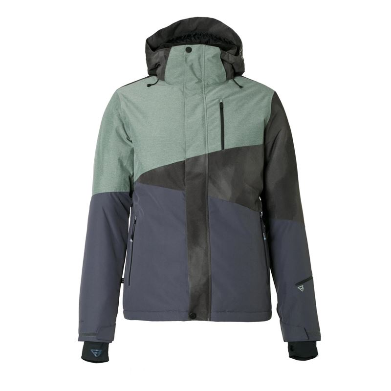 Brunotti Idaho  (grey) - men jackets - Brunotti online shop