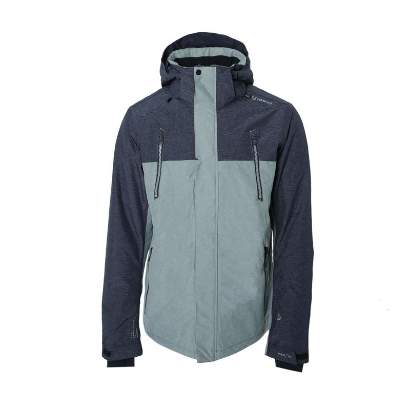 Brunotti Nantan  (green) - men snow jackets - Brunotti online shop