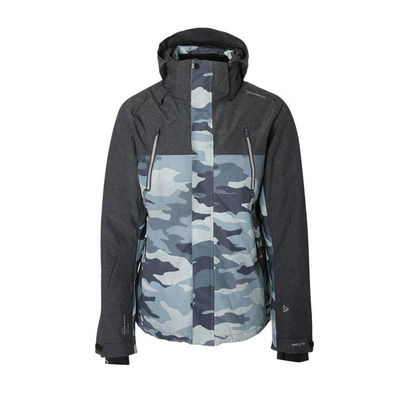 Brunotti Nantan  (grijs) - heren jassen - Brunotti online shop