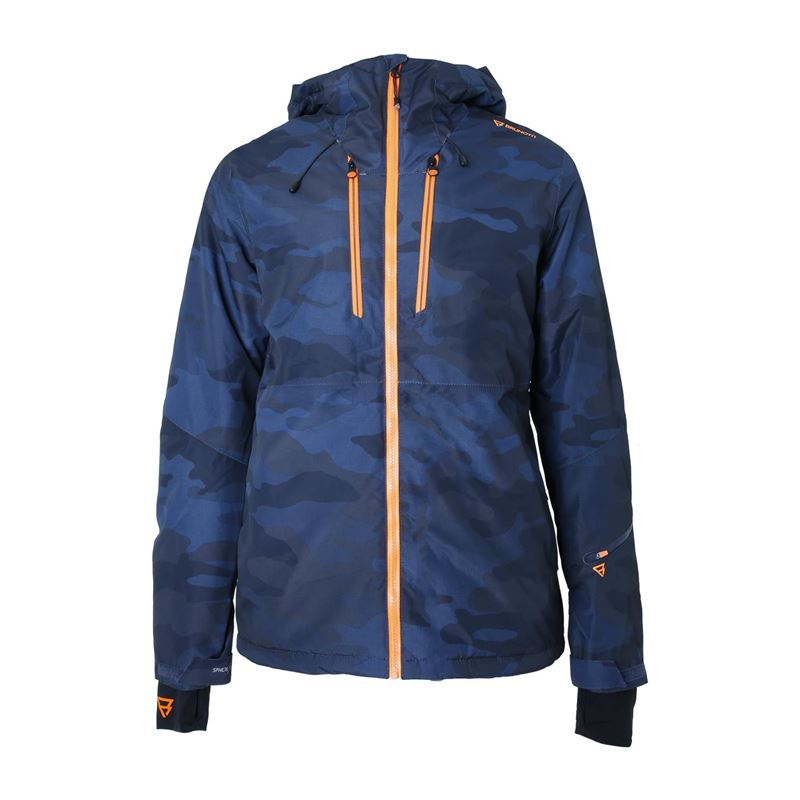 Brunotti Zodiac  (blauw) - heren jassen - Brunotti online shop