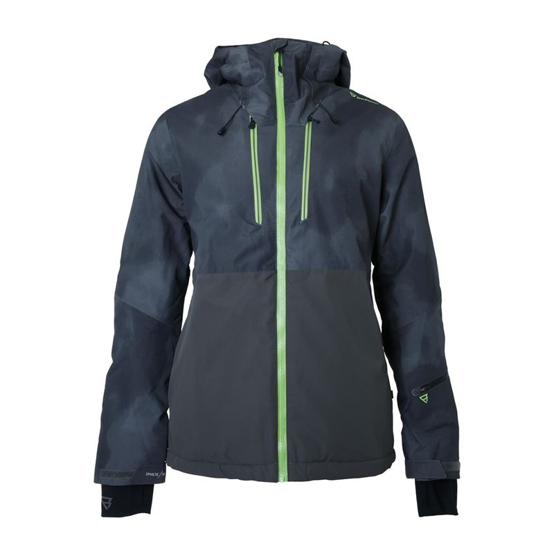 Brunotti Zodiac  (grey) - men snow jackets - Brunotti online shop