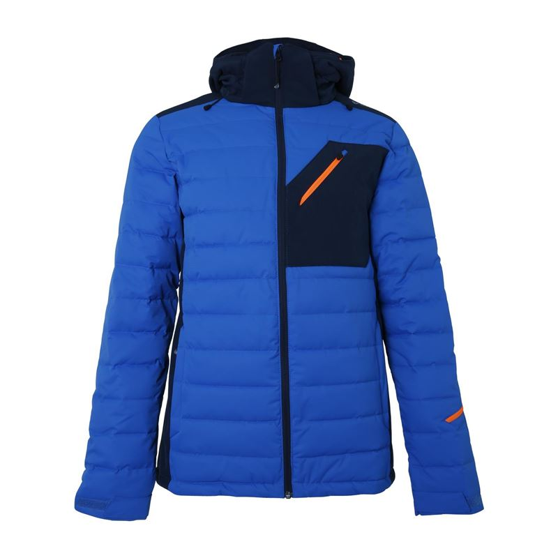 Brunotti Trysail  (blue) - men jackets - Brunotti online shop