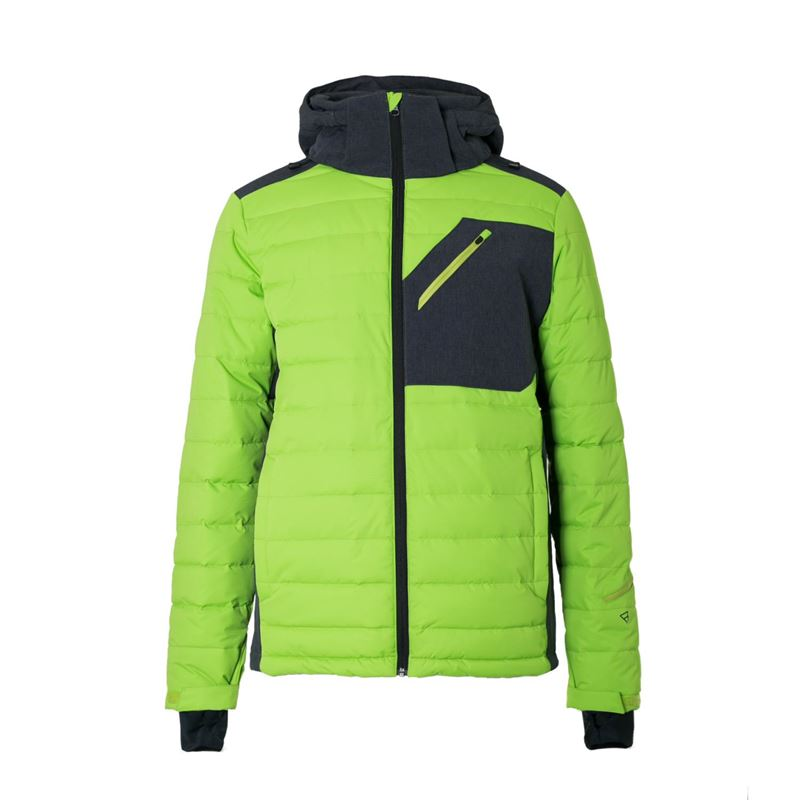 Brunotti Trysail  (green) - men jackets - Brunotti online shop