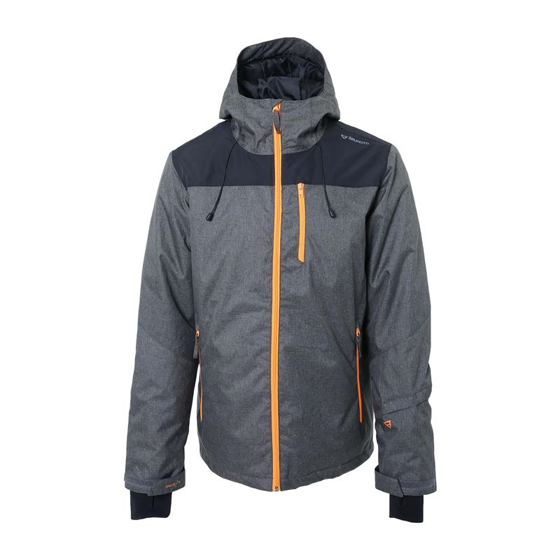 Brunotti Gibson  (orange) - herren skijacken - Brunotti online shop