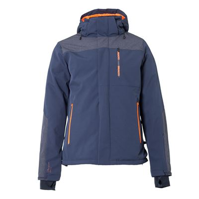 Brunotti Twintip W1819 Men Softshell Jacket. Beschikbaar in S,L,XL,XXL,XXXL (1821124053-0532)