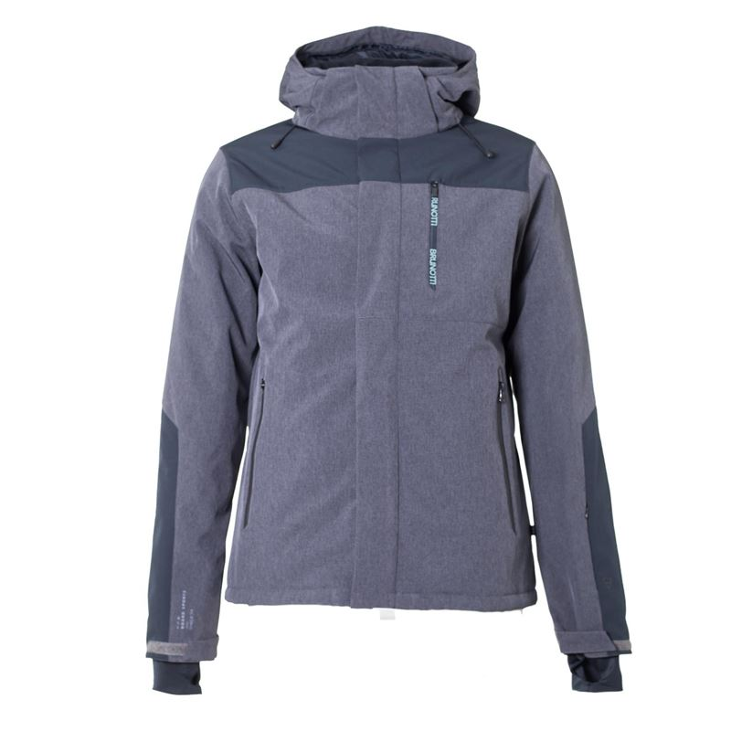 Brunotti Twintip  (grey) - men jackets - Brunotti online shop