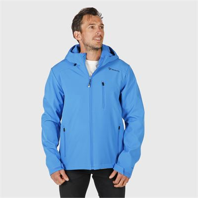 Brunotti Mib-N Men Softshell Jacket. Beschikbaar in S,M,L,XL,XXL,XXXL (1821124500-0454)