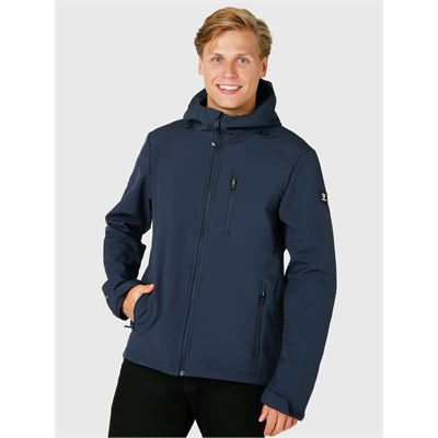 Brunotti Mib-N Men Softshell Jacket. Beschikbaar in S,M,L,XL,XXL,XXXL (1821124500-050)