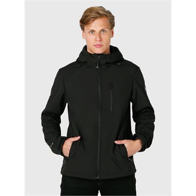 Brunotti Mib-N Men Softshell Jacket. Beschikbaar in S,M,L,XL,XXL,XXXL (1821124500-099)