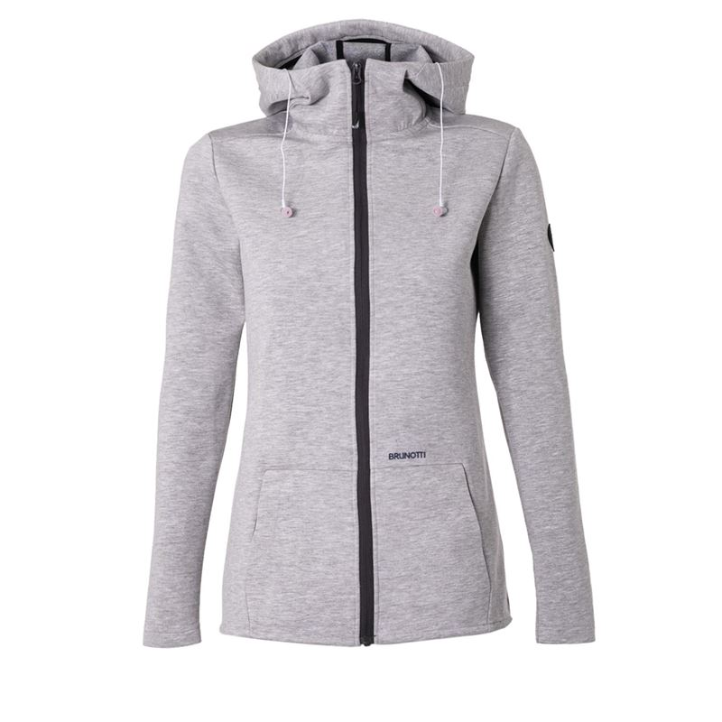 Brunotti Hazele  (grey) - women fleeces - Brunotti online shop