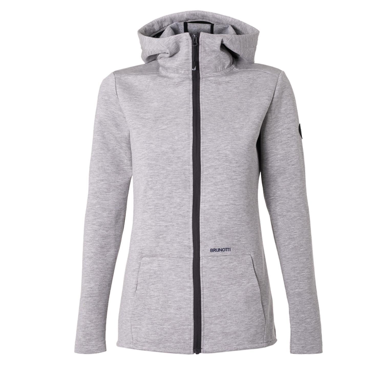 online retailer 4d67f b9d78 Brunotti Hazele (grey) - women fleeces - Brunotti online shop
