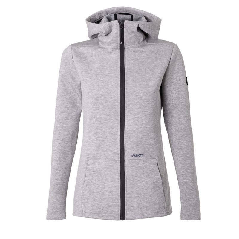 Brunotti Hazele  (grau) - damen fleeces - Brunotti online shop