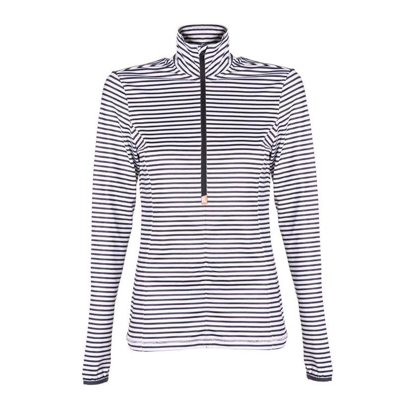 Brunotti Rodia  (grijs) - dames fleeces - Brunotti online shop