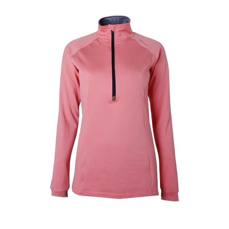 Brunotti Yrenna  (rosa) - damen fleeces - Brunotti online shop