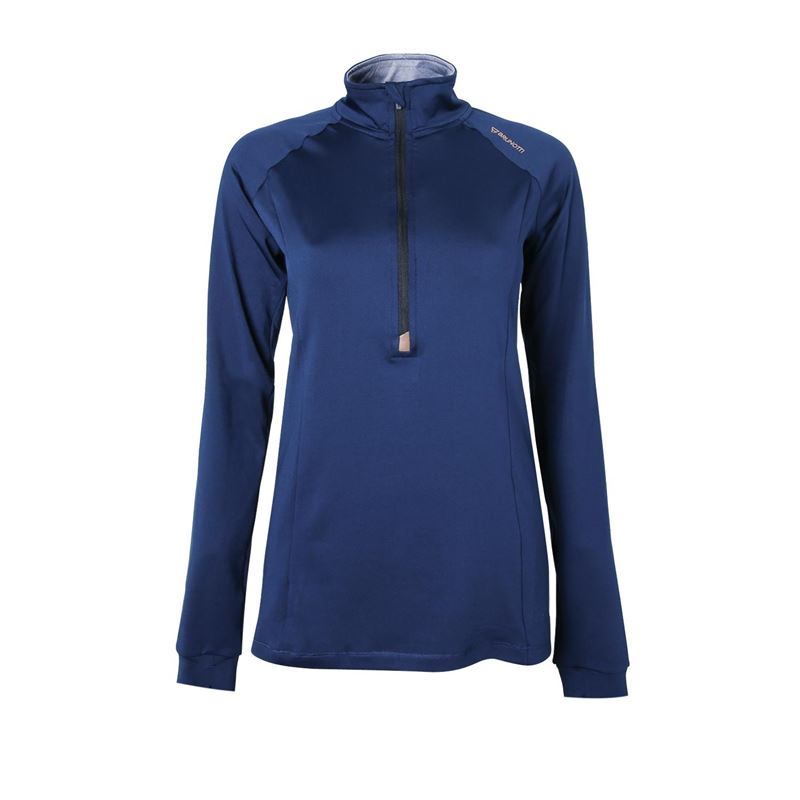 Brunotti Yrenna  (blue) - women fleeces - Brunotti online shop