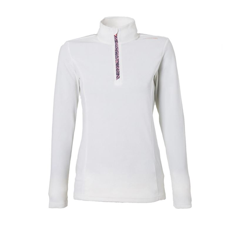 Brunotti Misma  (wit) - dames fleeces - Brunotti online shop