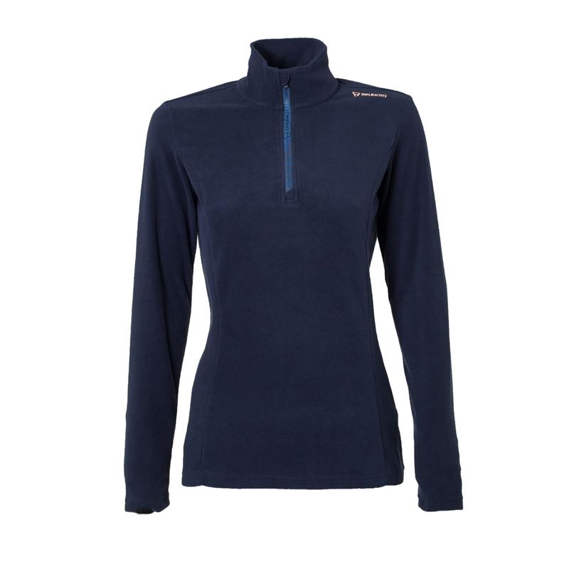 Brunotti Misma  (blue) - women fleeces - Brunotti online shop