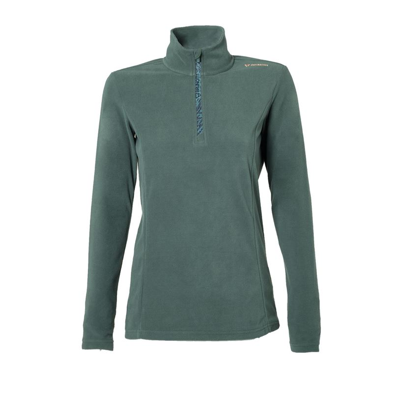 Brunotti Misma  (green) - women fleeces - Brunotti online shop