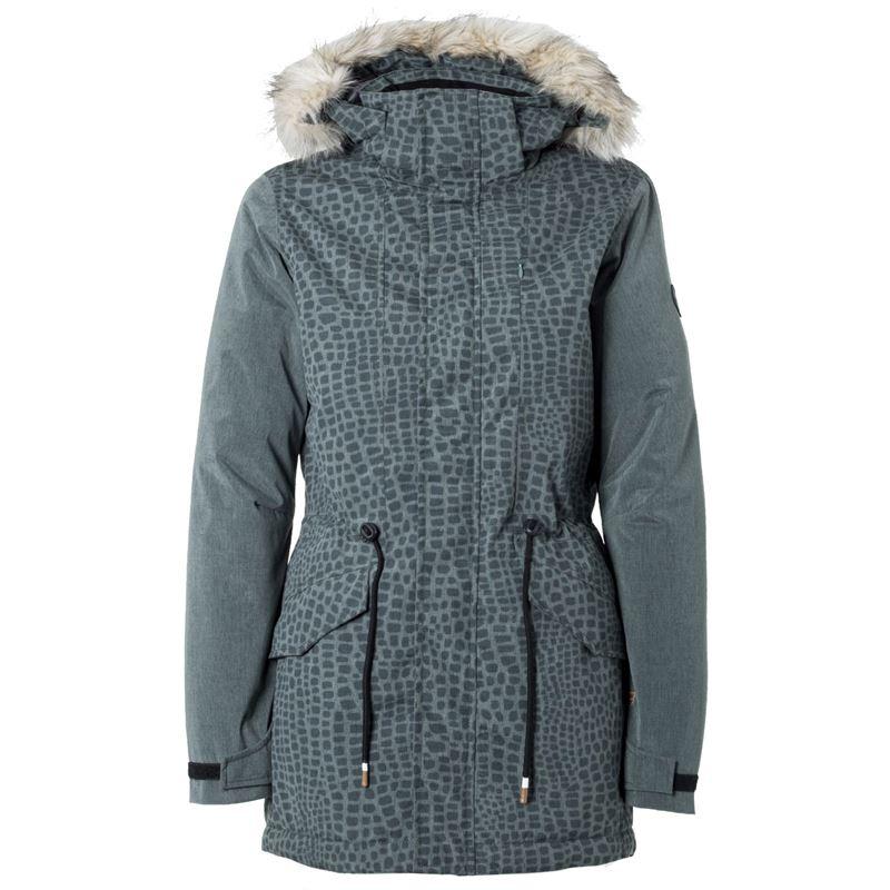 Brunotti Chandra  (green) - women jackets - Brunotti online shop