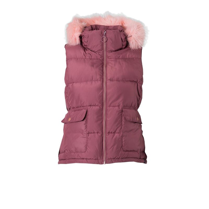 Brunotti Novato  (roze) - dames jassen - Brunotti online shop