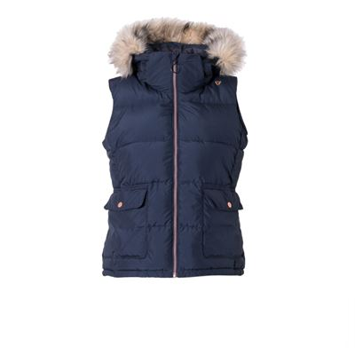 Brunotti Novato Women Bodywarmer. Available in XS,S,L,XL (1822025317-0532)