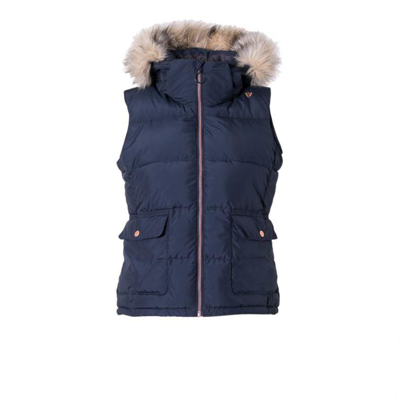 Brunotti Novato  (blauw) - dames jassen - Brunotti online shop