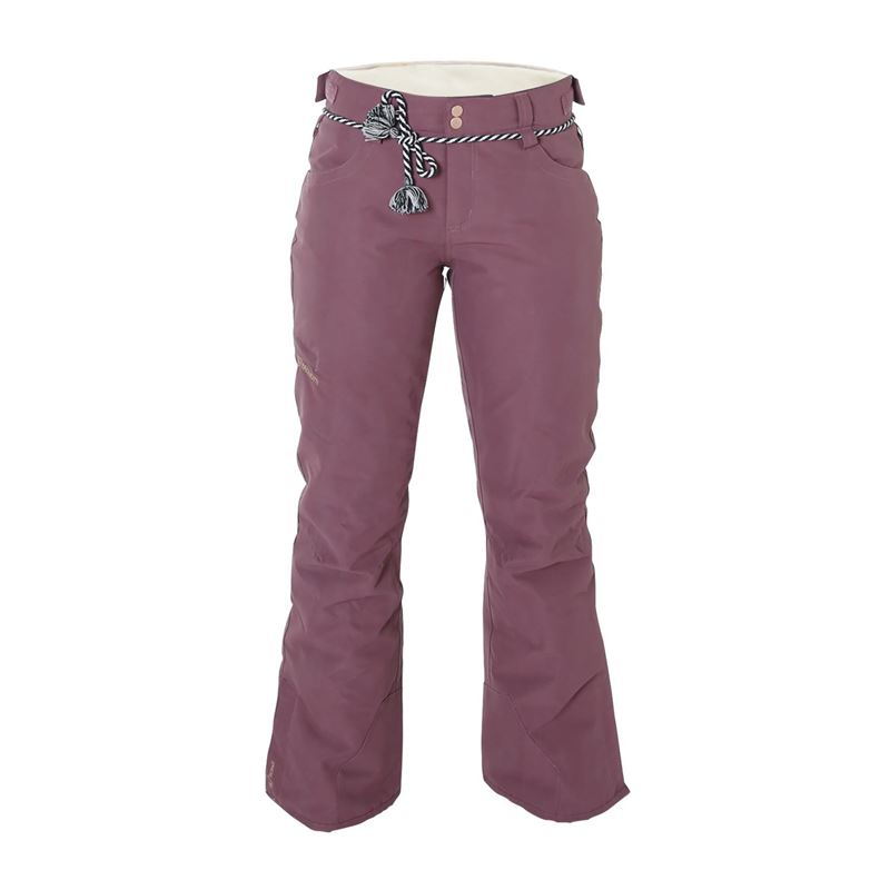 Brunotti Azuma  (pink) - women snow pants - Brunotti online shop
