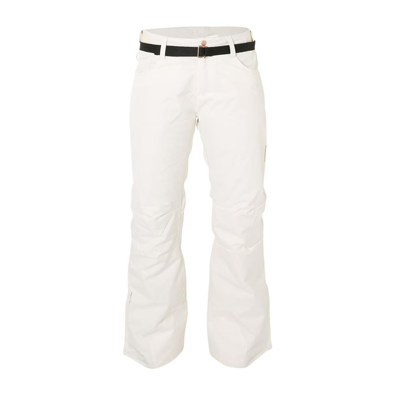 Brunotti Lawn  (white) - women pants - Brunotti online shop