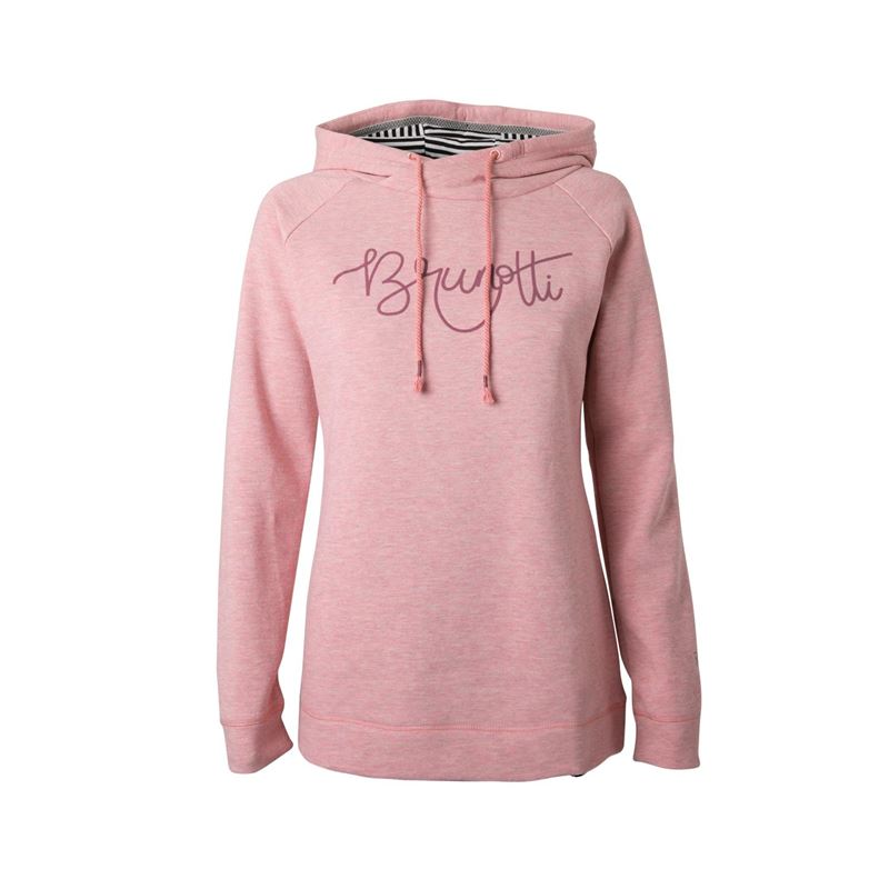 Brunotti Gemini  (rosa) - damen sweatshirts & sweatjacken - Brunotti online shop