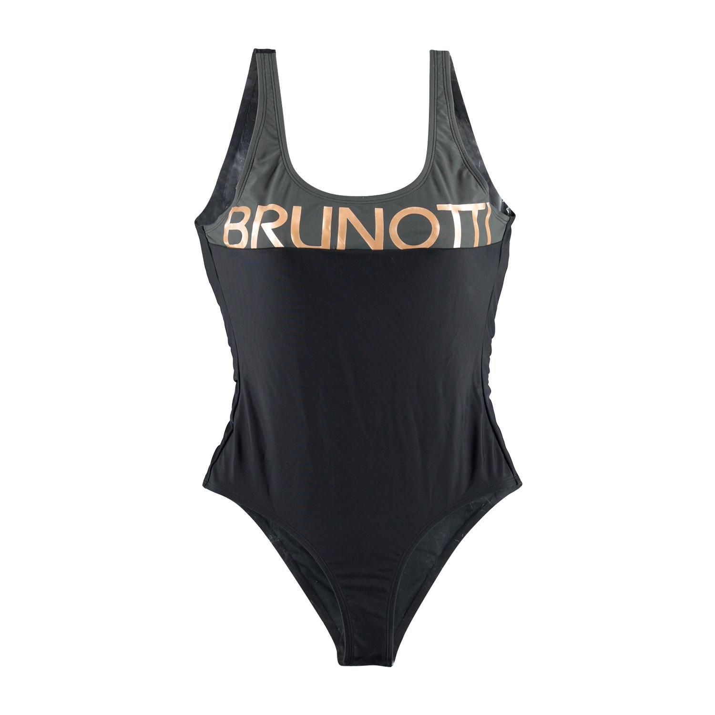 Afbeelding van Brunotti Dames badpakken Dahlia Swimsuit Zwart maat 34