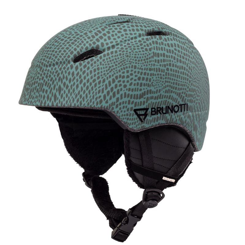 Brunotti Nicole  (grün) - damen ski / snowboard helme - Brunotti online shop