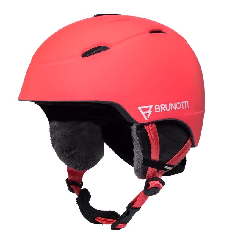 Brunotti Nicole  (roze) - dames ski / snowboard helmen - Brunotti online shop