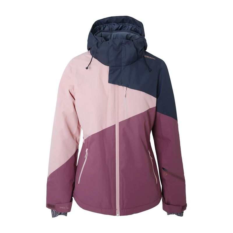 Brunotti Cylene  (pink) - women jackets - Brunotti online shop