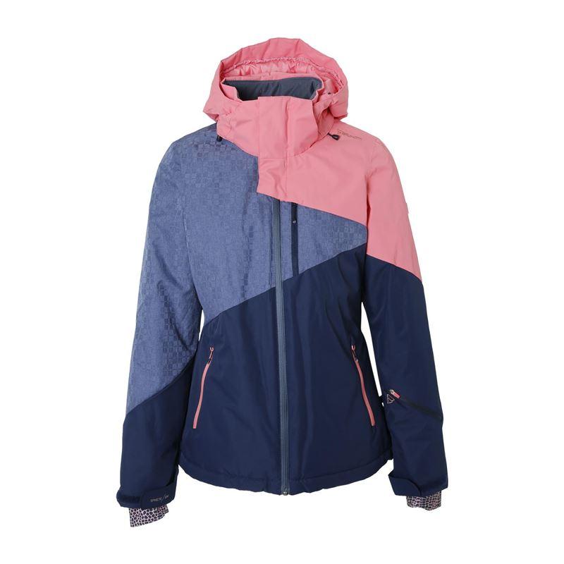 Brunotti Cylene  (blauw) - dames jassen - Brunotti online shop