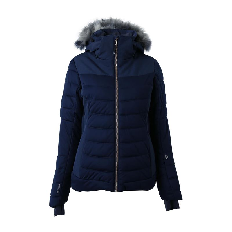 Brunotti Jaciano  (blue) - women snow jackets - Brunotti online shop