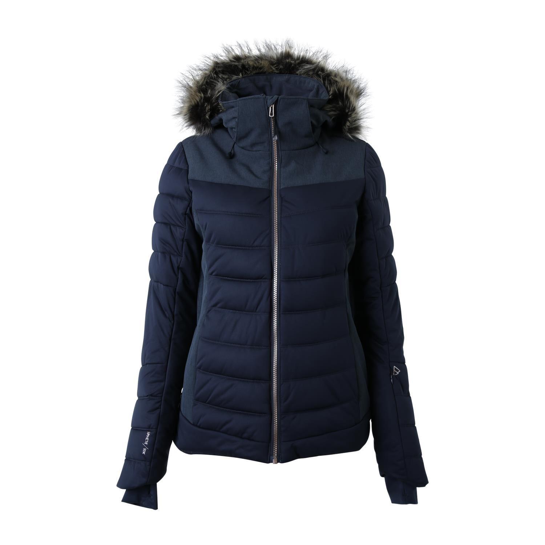 abec6cf9327e Brunotti Jaciano (grey) - women jackets - Brunotti online shop