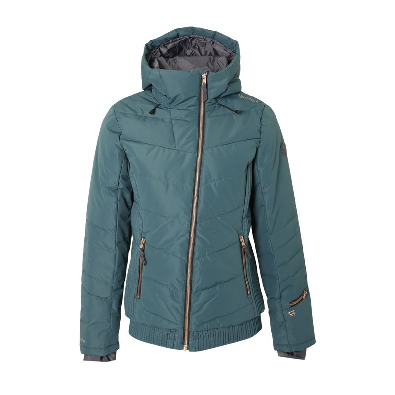 Brunotti Sega  (green) - women jackets - Brunotti online shop