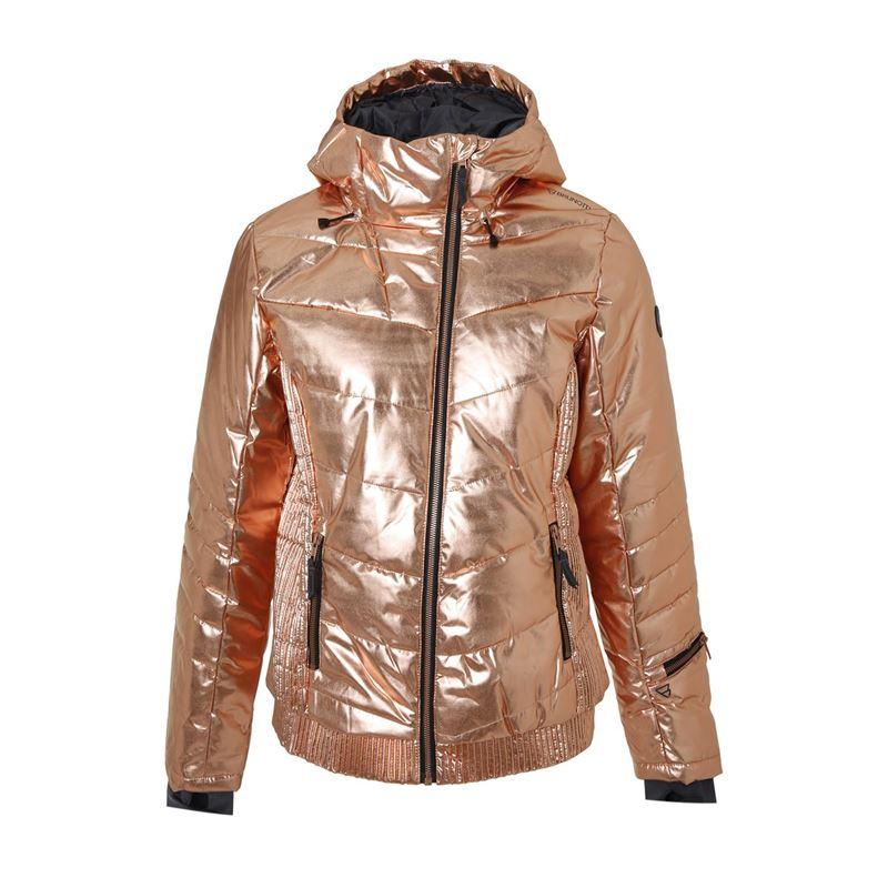 Brunotti Sega  (red) - women snow jackets - Brunotti online shop