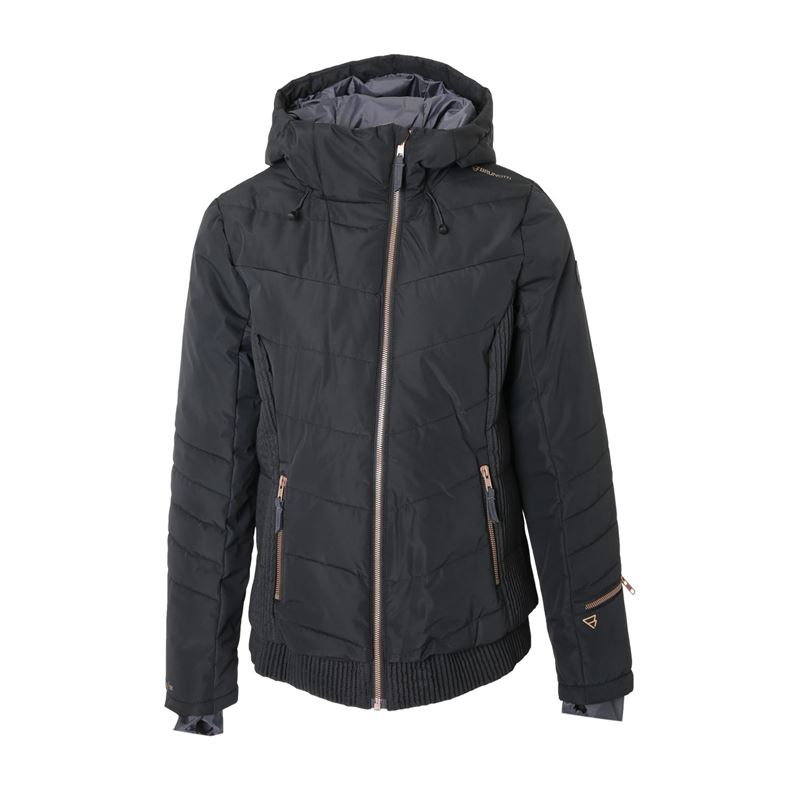 Brunotti Sega  (black) - women snow jackets - Brunotti online shop