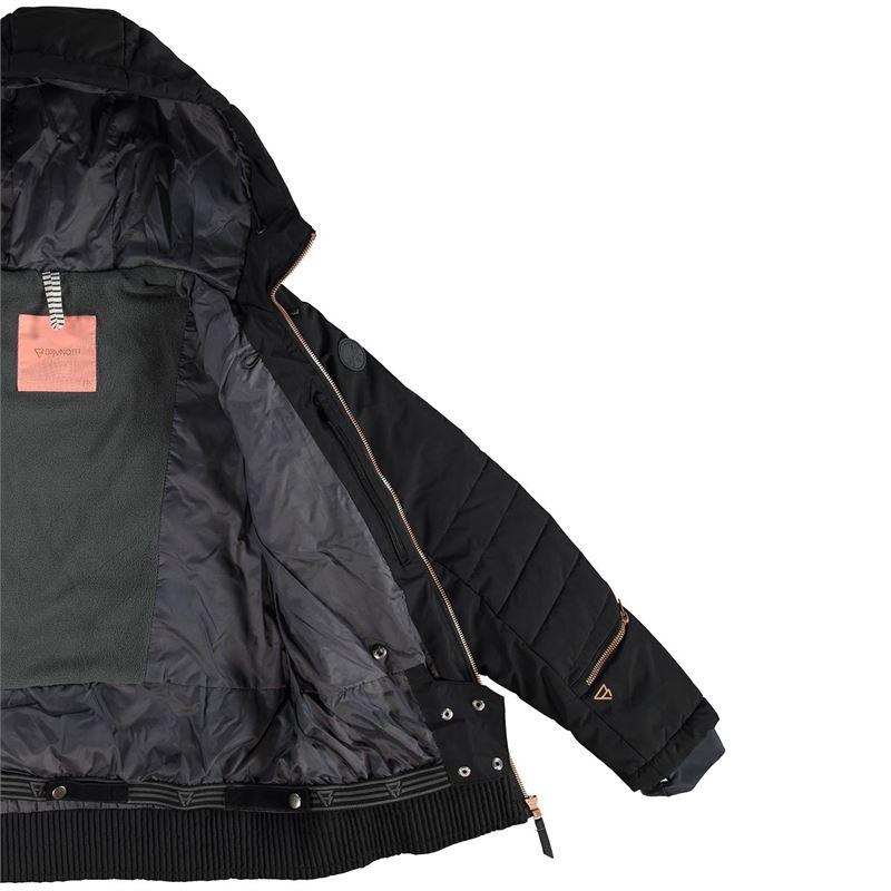 ca18b6495fc Brunotti Sega (black) - women jackets - Brunotti online shop