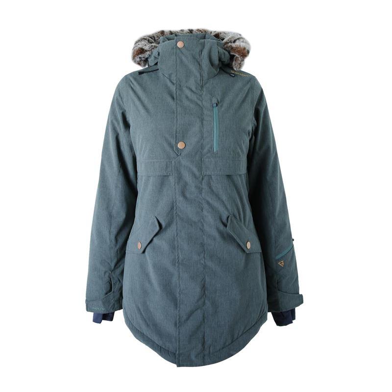 Brunotti Jupiter  (groen) - dames jassen - Brunotti online shop