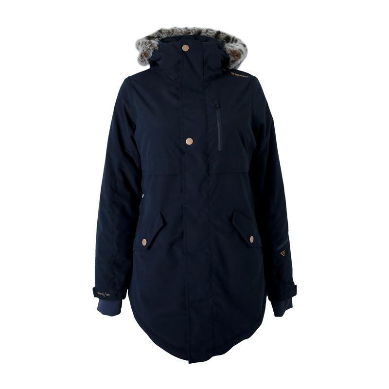 Brunotti Jupiter  (zwart) - dames jassen - Brunotti online shop