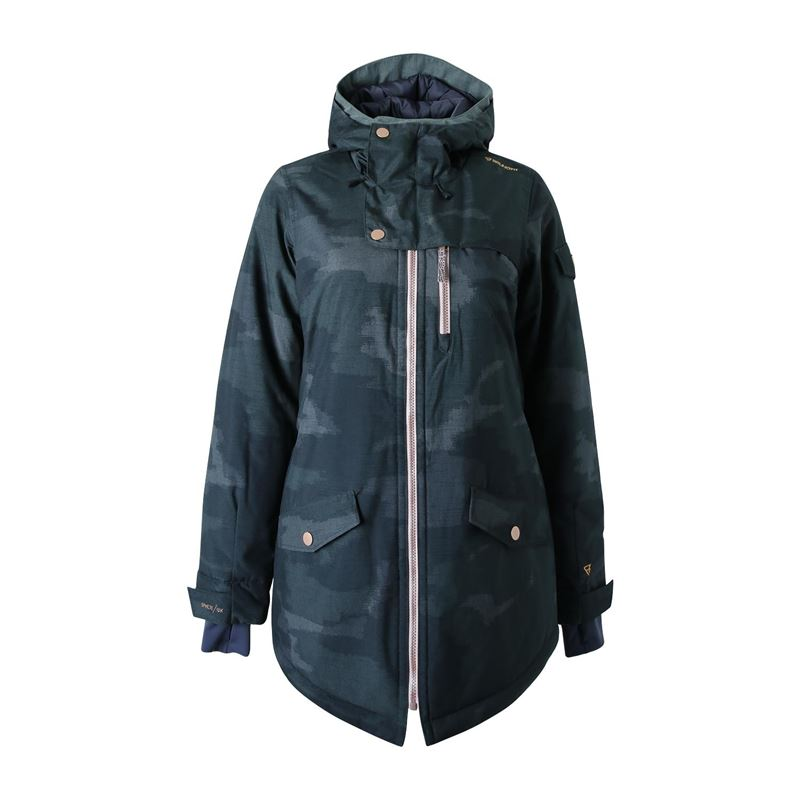 Brunotti Angelite  (green) - women jackets - Brunotti online shop