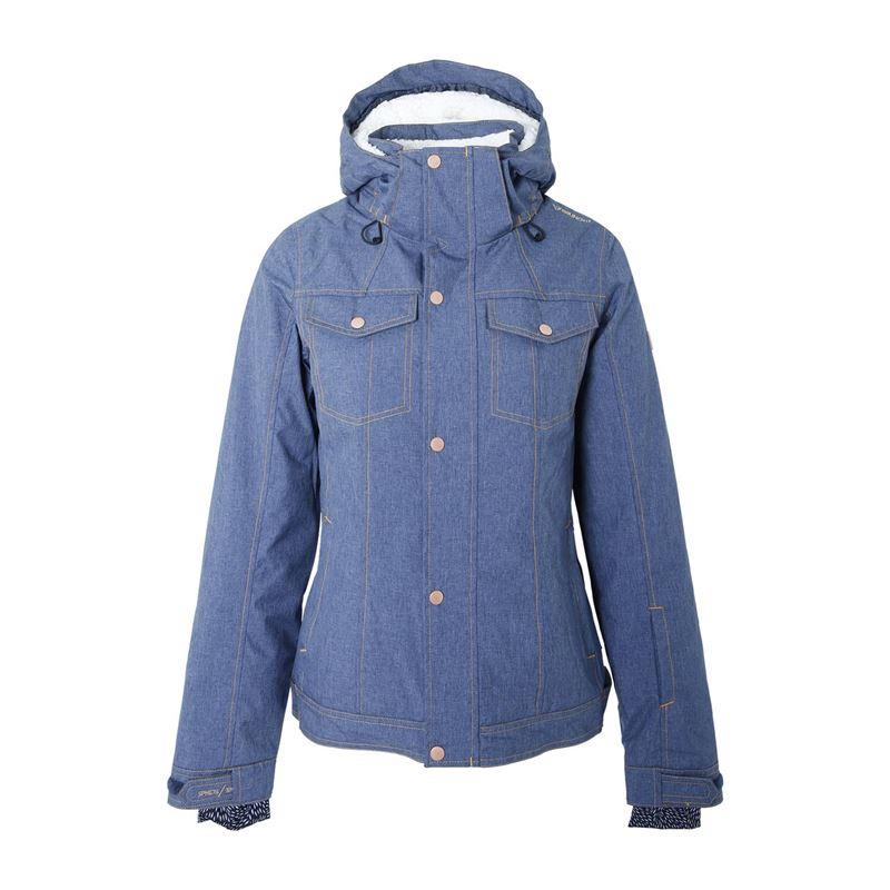 Brunotti Kamino  (blauw) - dames jassen - Brunotti online shop