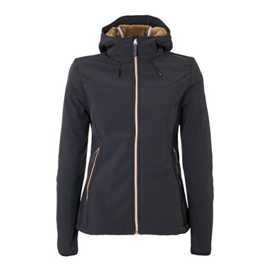 Brunotti Naos Women Softshell jacket. Available in XS,S,M,L (1822124315-0928)