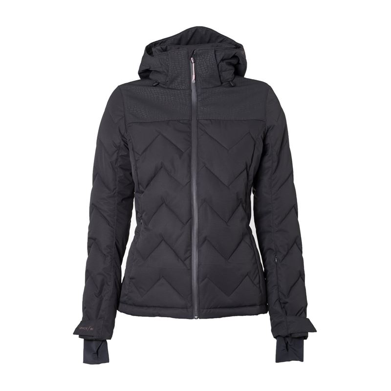Brunotti Sirius  (grey) - women jackets - Brunotti online shop